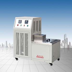 金华DWC-80/-80℃冲击试样低温槽