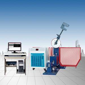 遵化市JBDW-300D微机控制全自动超低温冲击试验机